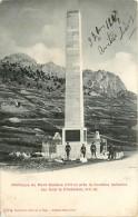 05* MONT GENEVE   Obelisque - France