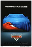 CARS - Disney Film, Kino, Cinema - Nicht Gelaufen - Disney