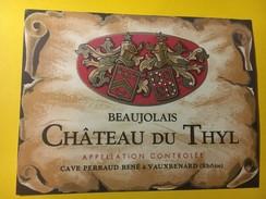 5777 - Château Du Thyl - Beaujolais