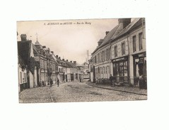 62_AUBIGNY EN ARTOIS_ Rue Du Bourg - Aubigny En Artois