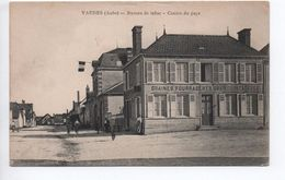 VAUDES (10) -BUREAU DE TABAC - CENTRE DU PAYS - France