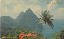 Saint Lucia - Pitons - 3CSLC - Saint Lucia