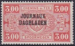Belgie   .     OBP   .     DA  28       .    **   .    Postfris     .   /    .   Neuf SANS  Charniere - Newspaper