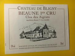 5790 - Château De Bligny Beaune 1er Cru Clos Des Aigrots - Bourgogne