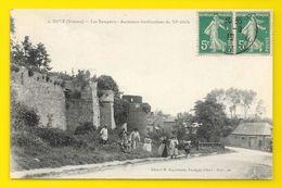 ROYE Les Remparts (Capaumont) Somme (80) - Roye