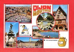 21 - Dijon : Multivues, Cpsm - Dijon