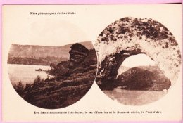 L150A_96 - Les Hauts Sommets De L'Ardèche, Le Lac D'Issarlès Et Le Basse-Ardèche, Le Pont D'Arc - Frankreich
