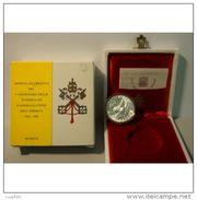 CITTA' DEL VATICANO - NUMISMATICA - 1992 - 500 £ - Evangelizzazione America Vaticano - Tiratura 40.000 #218390260 - Vaticano