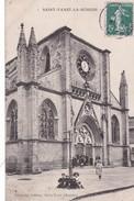 Saint-Vaast-la-Hougue L'Eglise - Saint Vaast La Hougue