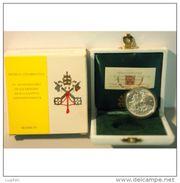 CITTA' DEL VATICANO - NUMISMATICA - 1996 - 500 £ - 50° Sacerdozio Papa Woytila Vaticano - Tiratura 30.000 - Vaticano