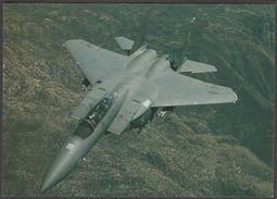 McDonnell Douglas F-15E Strike Eagle - After The Battle Postcard - 1946-....: Moderne