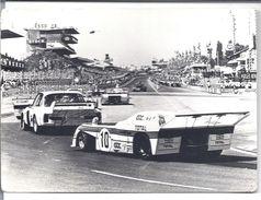 Automobile Courses Le Mans 24 H 1976 Départ épreuve - Reproductions