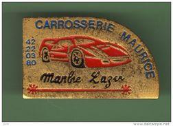 FERRARI F40 *** CARROSSERIE MAURICE *** Signe LYGEA AIX EN PROVENCE *** A006.... - Ferrari