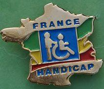 Y...55 )............FRANCE   HANDICAP - Asociaciones