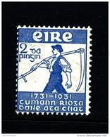 IRELAND/EIRE - 1931  ROYAL DUBLIN SOCIETY  MINT NH - 1922-37 Stato Libero D'Irlanda