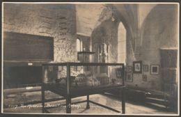 The Museum, Beaulieu Abbey, Hampshire, 1930 - Sweetman RP Postcard - Angleterre
