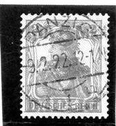 B - 1920 Germania - Danzica - Francobolli Di Germania - Soprastampati - Danzig