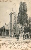 SUISSE GE GENÈVE Eglise Anglaise - GE Genève