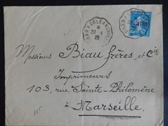 Ambulant Oran à Orléansville - Algérie (1924-1962)