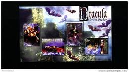 IRELAND/EIRE - 1997  DRACULA  MS MINT NH - Blocchi & Foglietti