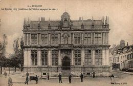 59 BERGUES LA MAIRIE 1867 - Bergues