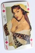 Carte à Jouer érotique Pin Up Marseille Sourires De France Belotte Tierce - Playing Cards
