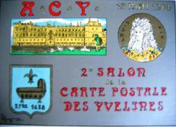 Patrick HAMM Saint Germain En Laye 1984 Château Louis XIV - Hamm