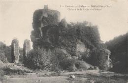 CV / 18 - CULAN - Environs De Culan - Sidailles - Château De La Roche Guillebaud (impeccable) - Culan
