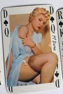 Carte à Jouer érotique Pin Up Mont Dore Sourires De France Belotte Tierce - Playing Cards