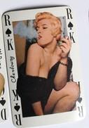 Carte à Jouer érotique Pin Up Cherbourg Sourires De France Belotte Tierce - Playing Cards