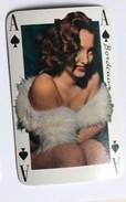 Carte à Jouer érotique Pin Up Bordeaux Sourires De France Belotte Tierce - Playing Cards