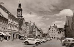 VW Käfer,Taunus Weltkugel,Lloyd,Opel Rekord P I....,Freising,gelaufen - Turismo