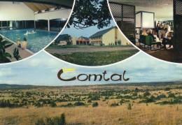 Hôtel Comtal - RN 88 LIOUJAS à 10 Minutes De RODEZ - Francia