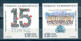 Turkey, Yvert No 3838/3839, MNH - Nuevos