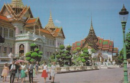 GRAND PALACE CHAK, BANGKOK, TAILANDIA. CIRCA 1960s TBE - BLEUP - Thailand