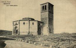 SEGOVIA. LOS TEMPLARIOS - Segovia