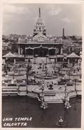 JAIN TEMPLE CALCUTTA. CIRCA 1950s TBE - BLEUP - India