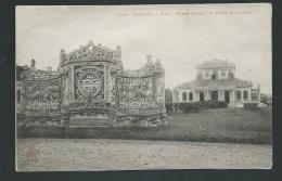 Annam - Hué  Ecran Devant Le Palais Du Comat  Odj16 - Vietnam