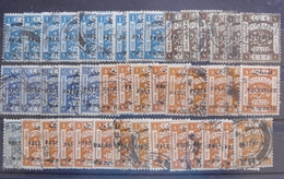 Postage Stamps Of Palestine - Estampillas De Palestina - Palestina