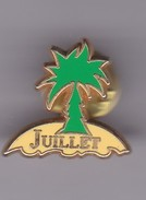 Pin's  JUILLET  SIGNE ARTHUS BERTRAND - Arthus Bertrand