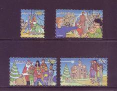 Malta 2000 - Natale, Composizioni Simboliche. 4v Usati Serie Completa - Malta