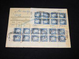 Denmark Fragtbrev 1971 19,3Kr__(L-4042) - Parcel Post