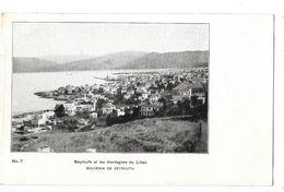 BEYROUTH (Liban) Vue De La Ville - Liban