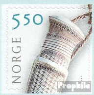 Norwegen 1454BA (kompl.Ausg.) Postfrisch 2003 Kunsthandwerk - Norwegen