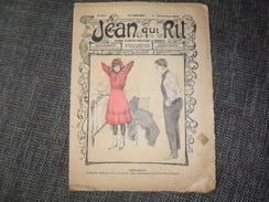 ANC  REVUE  JEAN QUI RIT   N° 615 /  21 NOVEMBRE 1912 - Kranten
