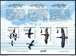 FINLAND/Finnland 2017 ARKTIKA, Arctic Migration Of Water Birds** - Fauna Artica