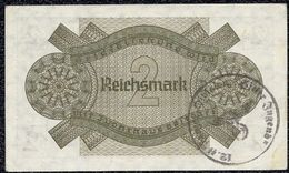 Germany, 2 Reichsmark  Type 1940/45 Germany Occupation *XF* Note - Banknotes