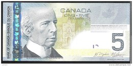 Canada 5 Dollar 2010 P101Ad UNC - Canada