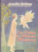 LAS COPLAS DE MERCEDES MONTELEONE. AMALIA ESTEVEZ. 2000, 183 PAG. LONGSELLER - BLEUP - Poesía