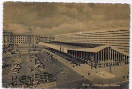 Itália-Iatalie. - Roma - Piazzale Della Stazione. - Stazione Termini
